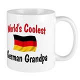 Coolest German Grandpa Small Mug