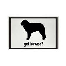 Got Kuvasz? Rectangle Magnet