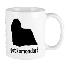 Got Komondor? Mug