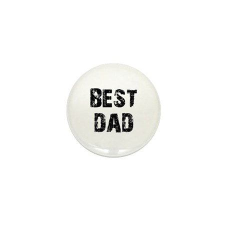 Father's Day Best Dad Mini Button (100 pack)