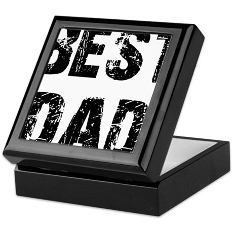 Father's Day Best Dad Keepsake Box