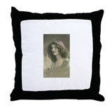 Vintage Photo 28 Throw Pillow