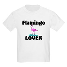 Flamingo Lover Kids Light T-Shirt