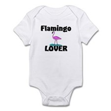 Flamingo Lover Infant Bodysuit