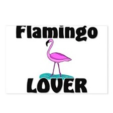 Flamingo Lover Postcards (Package of 8)