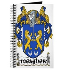 Meagher Coat of Arms Journal