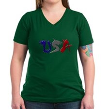 USA (Graffiti) Shirt