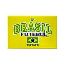 Brasil Futebol/Brazil Soccer/Football Rectangle Ma