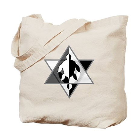 Star Turtle Tote Bag