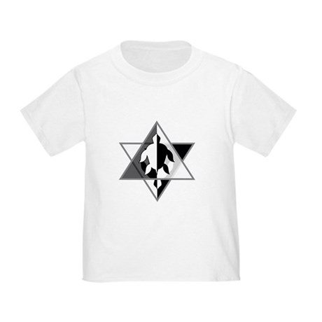 Star Turtle Toddler T-Shirt