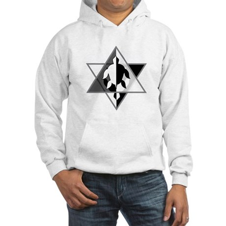 Star Turtle Hooded Sweatshirt