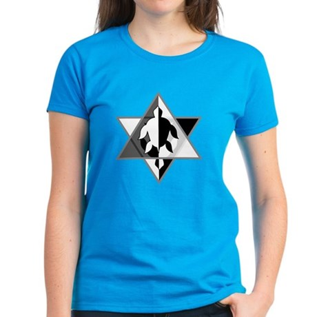 Star Turtle Women's Dark T-Shirt