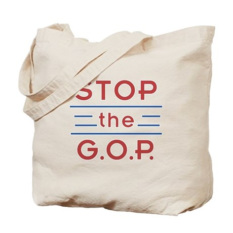Stop the GOP Tote Bag