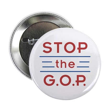 "Stop the GOP 2.25"" Button (100 pack)"