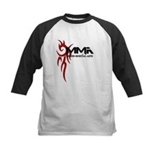 MMA Tribal Tattoo Logo Red Tee