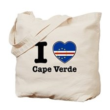 I love Cape Verde Tote Bag
