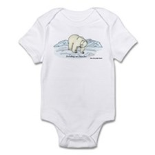 Save the Polar Bears Infant Bodysuit