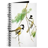 Chickadee Art Journal