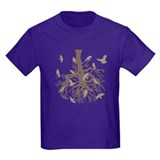 Upside Down Tree Ravens T