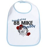 Proud of my 88 MIKE Daddy Bib