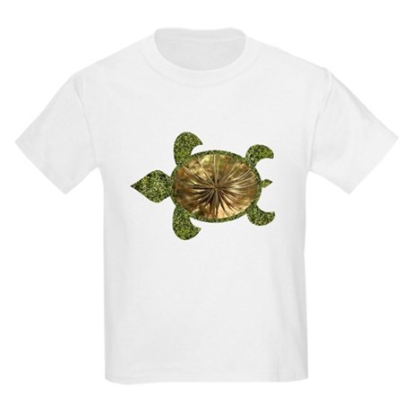 Garden Turtle Kids Light T-Shirt