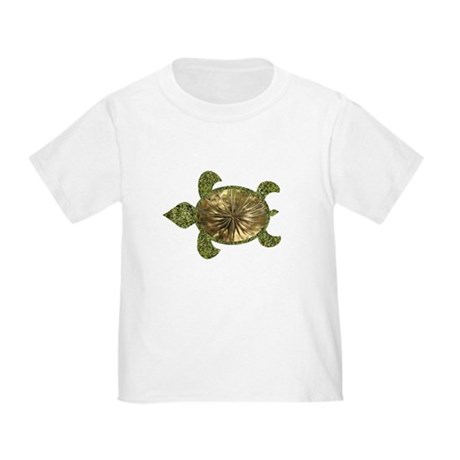 Garden Turtle Toddler T-Shirt