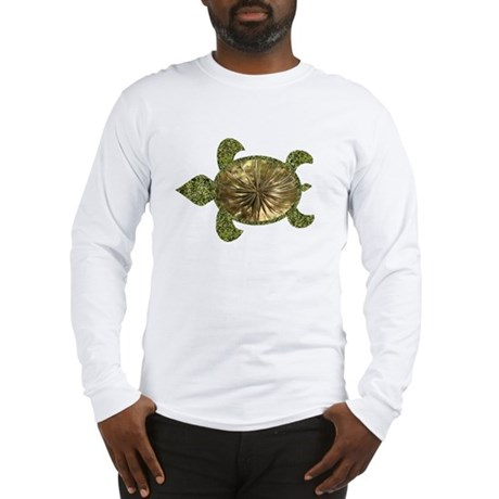 Garden Turtle Long Sleeve T-Shirt