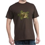 Garden Turtle Dark T-Shirt