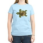 Garden Turtle Women's Light T-Shirt