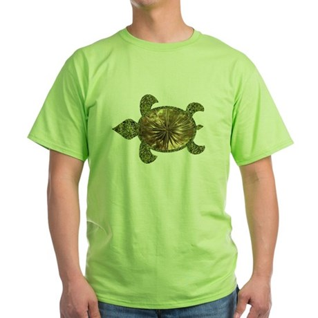 Garden Turtle Green T-Shirt
