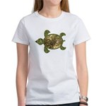 Garden Turtle Women's T-Shirt