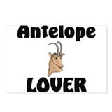 Antelope Lover Postcards (Package of 8)