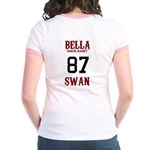 Forks Baseball (Bella) Jr. Ringer T-Shirt