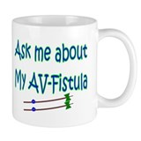 Dialysis Patient Small Mug