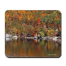Lakeside Reflections Mousepad