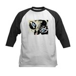 Ink Cat Kids Baseball Jersey