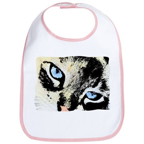 Ink Cat Bib