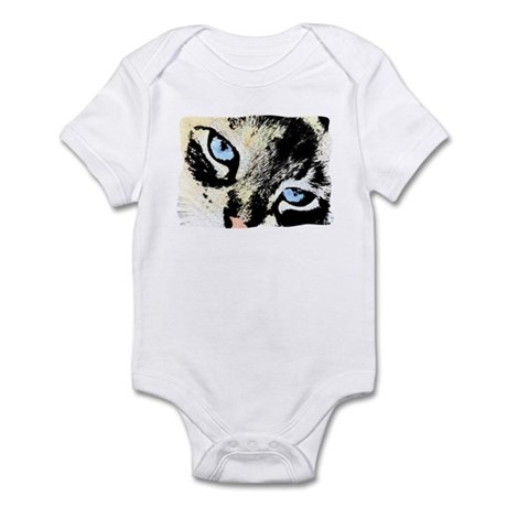 Ink Cat Infant Bodysuit
