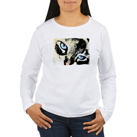 Ink Cat Women's Long Sleeve T-Shirt