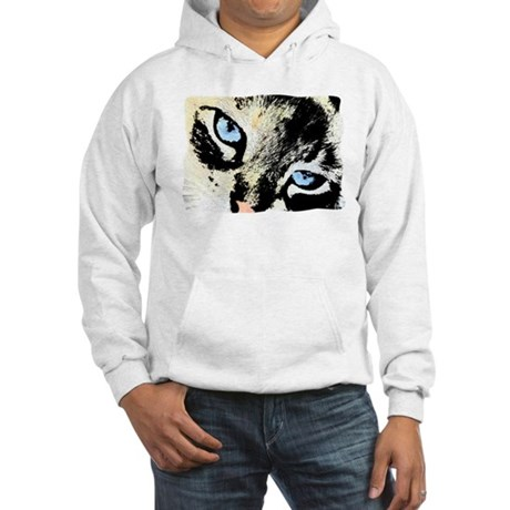 Ink Cat Hooded Sweatshirt