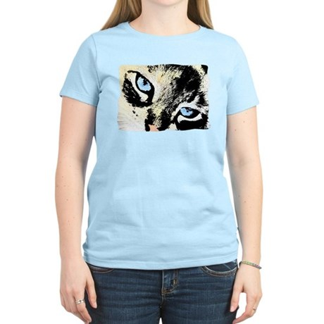 Ink Cat Women's Light T-Shirt