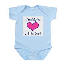 daddys little girl Infant Creeper