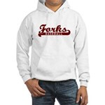 Forks Baseball Hooded Sweatshirt