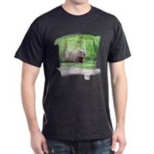 Capybara Laying Down T-Shirt