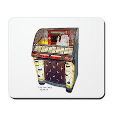 Seeburg M100W Jukebox Mousepad