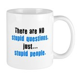 There are no Stupid questions Small Mug