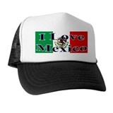 I Love Mexico Hat
