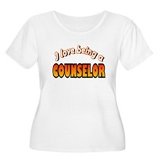 I Love Being A Counselor T-Shirt