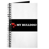 I Love My Bulldog Journal