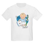 Future Dentist Kids Light T-Shirt